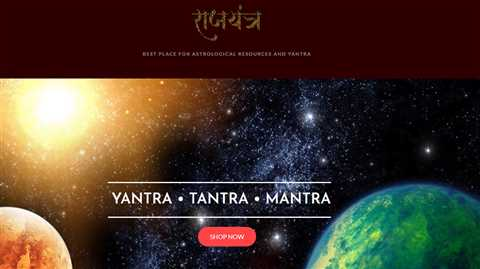 RAJYANTRA - Astrology Website