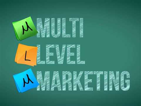 Website for Multi level Network Marketing Company
